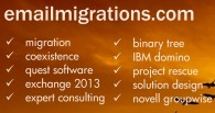 email migration project