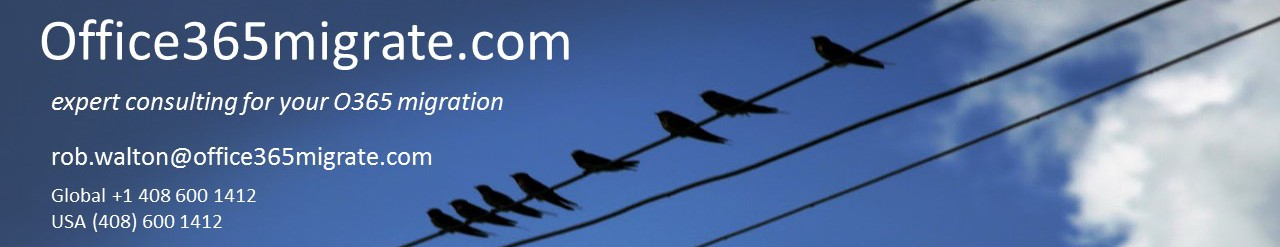 Office 365 Email Migration Consulting Services